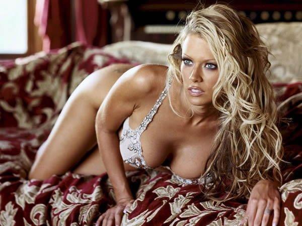 Jenna Jameson, la reina del porno de la década pasada
