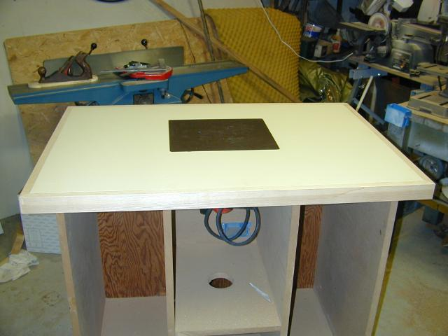 Diy router table insert diydrywalls making a cut out for router table insert keyboard keysfo Choice Image