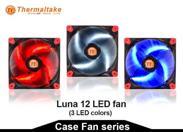 Thermaltake Luna Fan Series