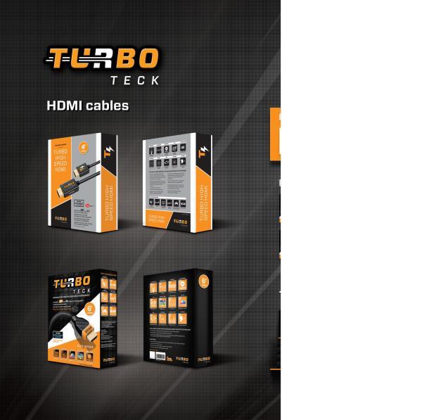 Turbo Teck HDMI