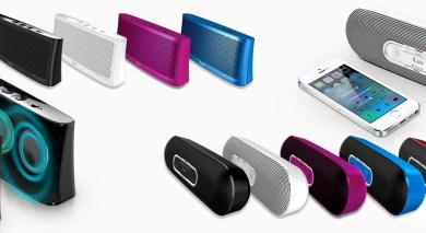 Photo of iLuv Now Shipping New Portable Bluetooth® Speaker Line