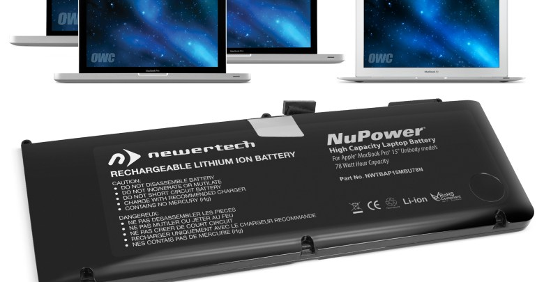 NewerTech Expands NuPower Battery Line with High-Performance