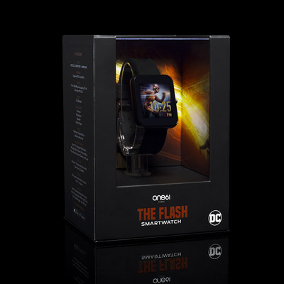 5dabccd1ec4 First-of-their-kind smartwatches allow fans to fight crime and save the day  with Batman