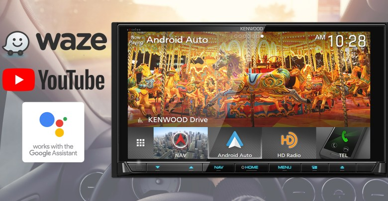 Wireless Android Auto™, Waze™, Google Assistant™ Come to