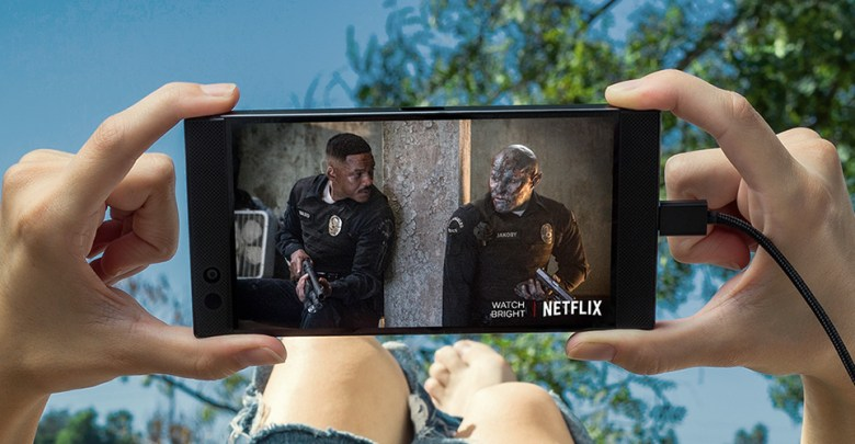 Razer Phone First to Deliver Netflix in Both HDR & Dolby Digital