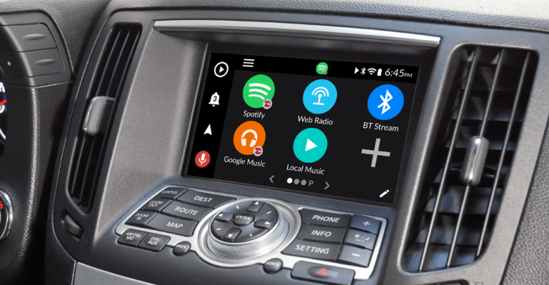 GROM Audio Announced Next Generation VLine VL2 Infotainment System