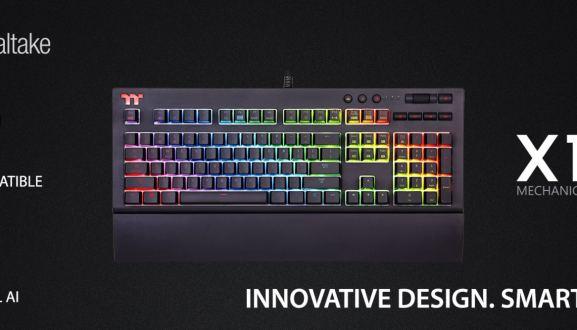 Hands On: Logitech G910 Orion Spectrum Mechanical Keyboard