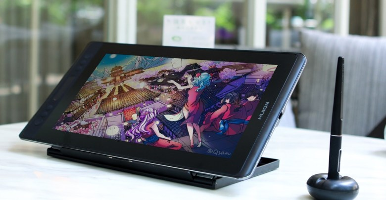 With Outstanding Technology, HUION Launches New Battery-free