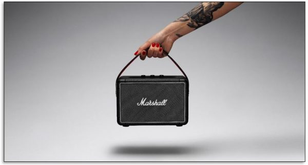 MARSHALL REINVENTS BLUELEIN STEREO SOUND IN ITS NEW PORTABLE