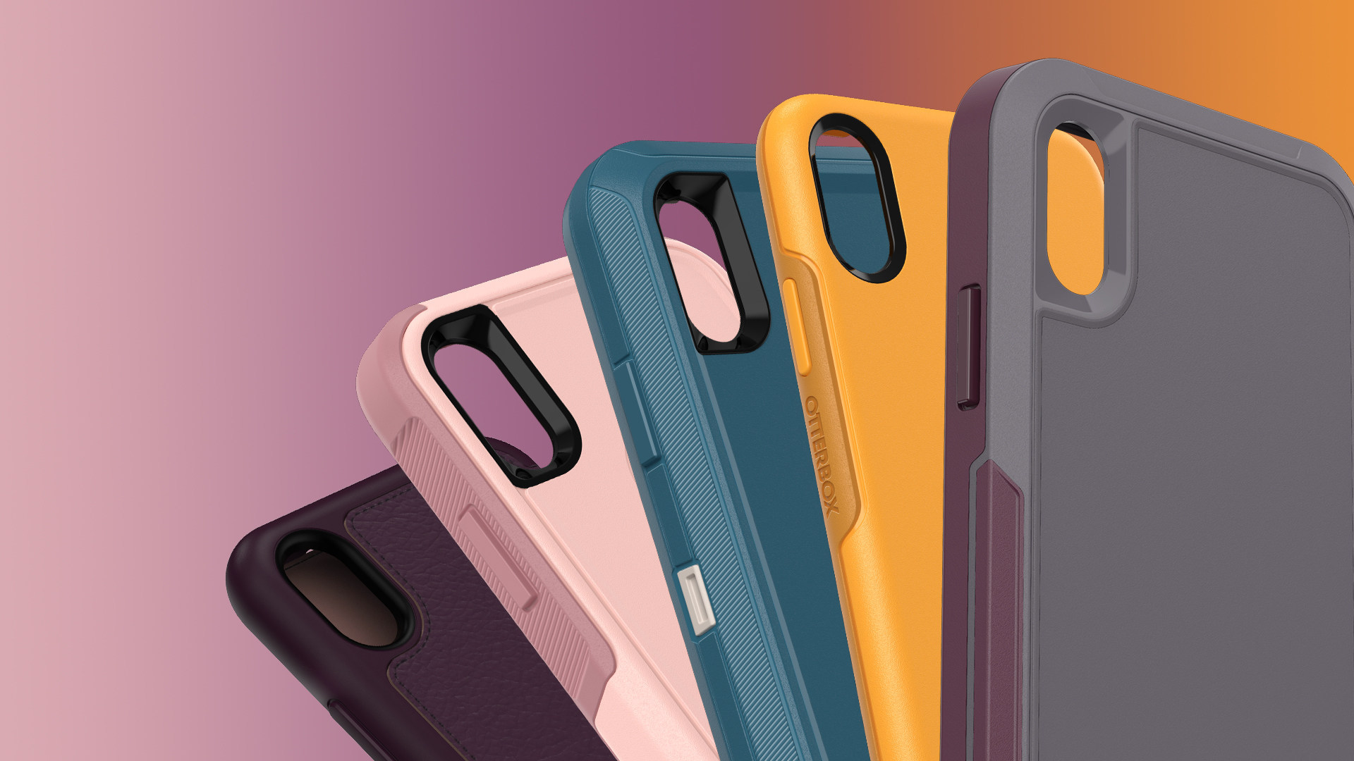 best website fde79 ee995 Find Your You: OtterBox Announces Attractive Case Line-Up for iPhone ...