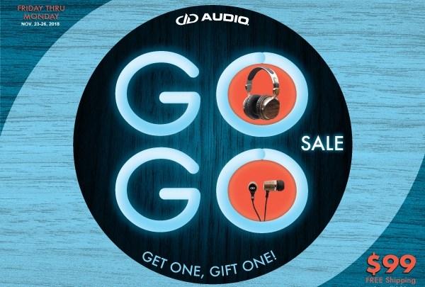 2f5418a3014 Oklahoma City, Okla., November 9th, 2018 — Wake up to DD Audio's Black  Friday GOGO! How does a GoGo work?