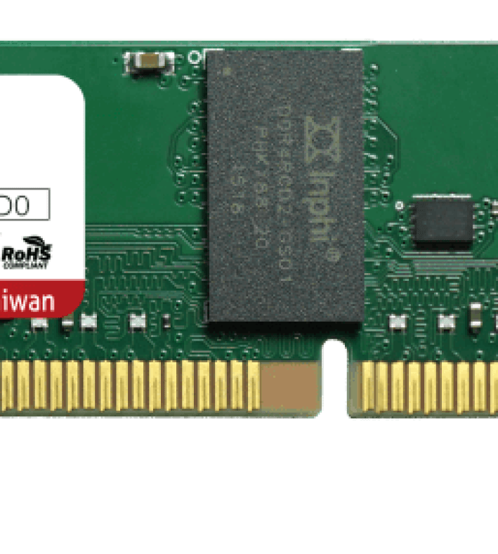 Innodisk Launches Compact and Server-Ready DRAM to Tackle