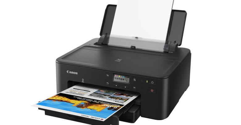 Elevate Your Printing Needs With The New Canon PIXMA Compact