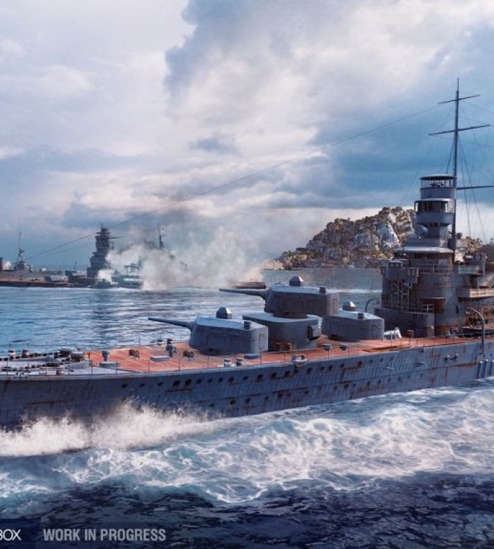 World of Warships: Legends Sets Course for Early Access on Consoles