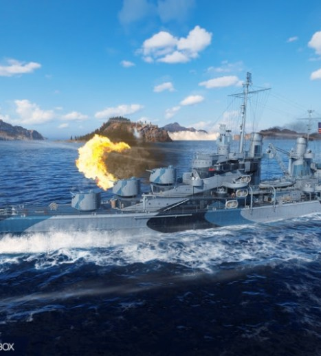 German Navy Enters the Fray in Wargaming net's World of