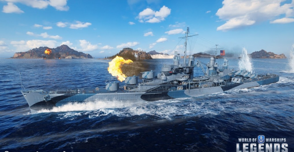 World of Warships: Legends, Wargaming's New Naval Warfare