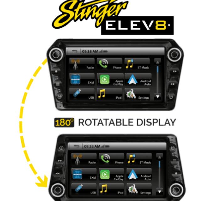Stinger Electronics Announces New Version of ELEV8