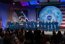Photo of NASA's Newest Astronauts Ready for Space Station, Moon, and Mars Missions