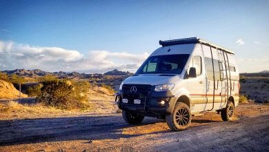 "Photo of Storyteller Overland unleashes new ""Beast MODE"" adventure van concept into the wild just in time for the Manufacturer's RV Show in Pleasanton, CA"