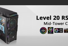 Photo of Thermaltake New Level 20 RS ARGB Mid Tower Chassis
