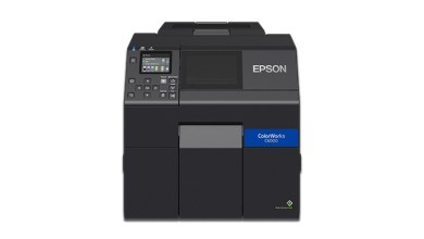 Photo of Epson ColorWorks C6000-Series Industrial Label Printers Now Available – Providing Easy Solution for Businesses Upgrading to Color Labels