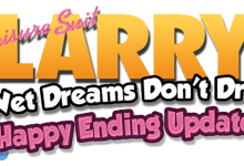 Photo of Leisure Suit Larry – Wet Dreams Don't Dry: Happy Ending Update Arrives on PlayStation 4 and Nintendo Switch