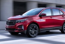 Photo of REFRESHED 2021 CHEVROLET EQUINOX FOCUSES ON STYLING AND SAFETY