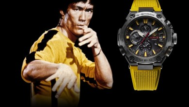 Photo of Casio G-SHOCK Unveils MR-G x Bruce Lee Collaboration Model