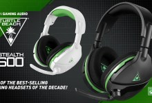 Photo of Turtle Beach Celebrates 10 Years As The Top Console Gaming Headset Maker