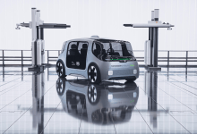 Photo of JAGUAR LAND ROVER UNVEILS FUTURE OF URBAN MOBILITY