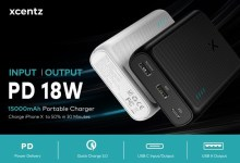 Photo of Xcentz Launches PB-35011, Upgraded Portable Charger with Higher Density Cells and Faster Charging