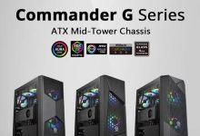 Photo of Thermaltake Commander G Series Mid-Tower Chassis