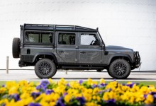 Photo of E.C.D. Automotive Design Delivers Defender 110 That Is Pure Modern Muscle