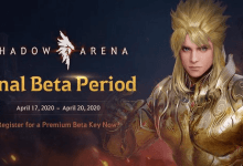 Photo of Pearl Abyss Announces Final Beta Period for Shadow Arena