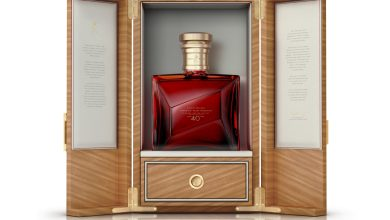 Photo of Introducing Johnnie Walker Master's Ruby Reserve: Extremely Limited Edition Whisky Celebrating Master Blender Jim Beveridge's 40th Anniversary