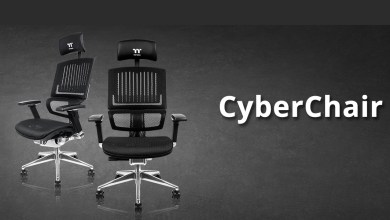 Photo of The New Thermaltake CyberChair E500