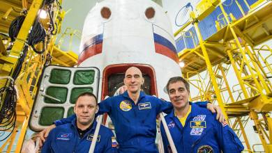 Photo of NASA Coverage Set for Chris Cassidy, Crewmates Flight to Space Station
