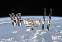 Photo of News Conference to Feature NASA Astronauts on International Space Station
