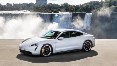 Photo of PORSCHE TAYCAN – 2020 WORLD PERFORMANCE CAR