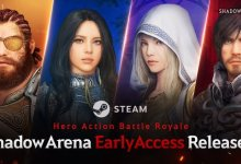 Photo of Shadow Arena Now Available via Steam Early Access