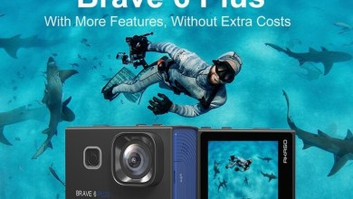 Photo of AKASO Announces the New Brave 6 Plus Action Camera