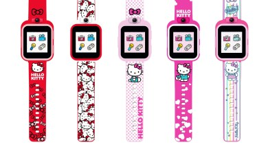 Photo of American Exchange Group partners with Sanrio® for new collection of Hello Kitty® smartwatches for kids