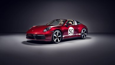 Photo of Paying tribute to tradition: the 911 Targa 4S Heritage Design Edition