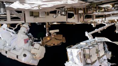 Photo of NASA Broadcasts Final Spacewalks to Upgrade Space Station Power System