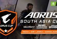 Photo of AORUS Team Up With NVIDIA for a South Asia Tournament in Valorant, Call of Duty, and PUBG