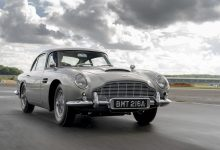 Photo of MAKING HISTORY: THE FIRST NEW DB5 IN MORE THAN 50 YEARS ROLLS OFF THE LINE AS INAUGURAL ASTON MARTIN DB5 GOLDFINGER CONTINUATION CAR IS COMPLETED