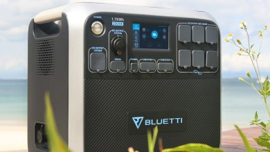 Photo of BLUETTI AC200: The Ultimate 2000W Portable Solar Power Station Goes on Crowdfunding via Indiegogo