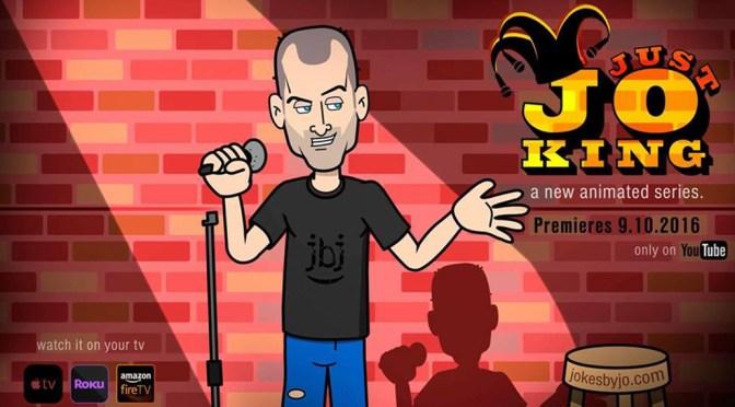 The Cerebral Dad Show – Just JoKing Around – Episode 3