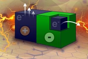 Científicos descubren una forma de generar electricidad, utilizando partículas de carbono.