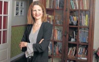 Reportaje a Amaia Izquierdo